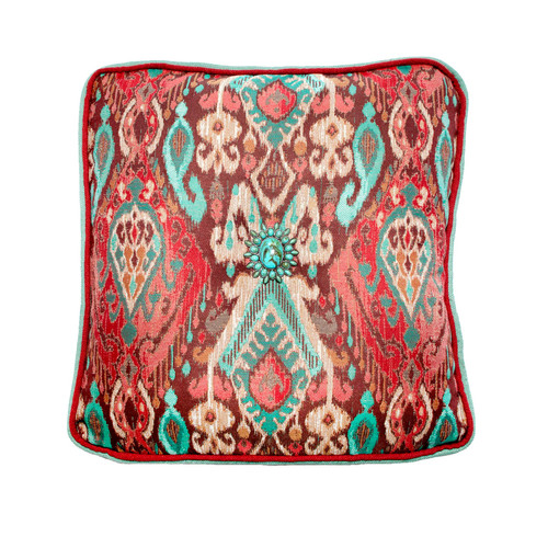 Silverado Home Barbados Throw Pillow