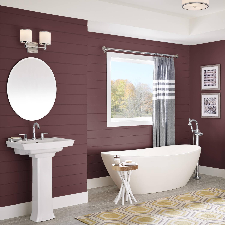 Boysenberry Pie Kilz Complete Coat Interior Exterior Paint Primer In One La100 02 Walmart Com Walmart Com