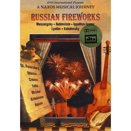 Russian Fireworks: Naxos Musical Journey (DVD)