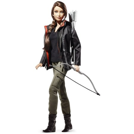 Barbie Collector Hunger Games Katniss Everdeen Doll (Katniss Everdeens Bow)