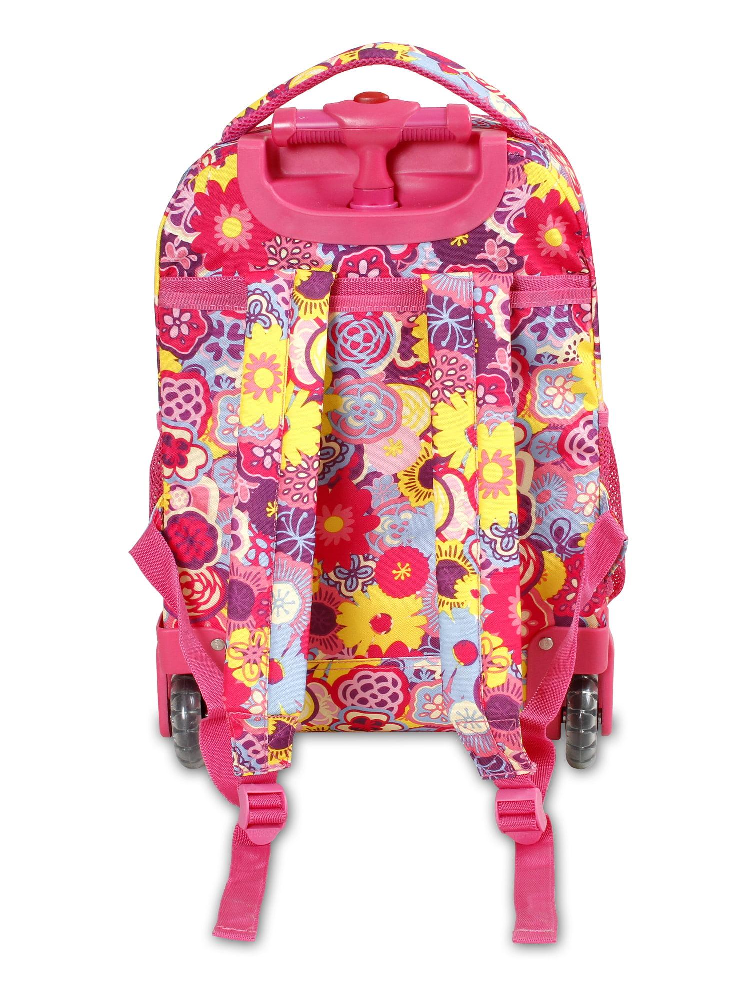 Sturdy Rolling Backpacks- Fenix Toulouse Handball 777546baec954