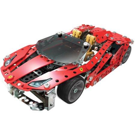 Meccano Erector   Ferrari 488 Spider Model Kit