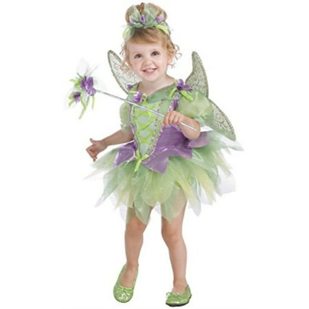 Tutu Tinkerbell Toddler Costume - Toddler (Tinkerbell Costume For Toddler Girl)