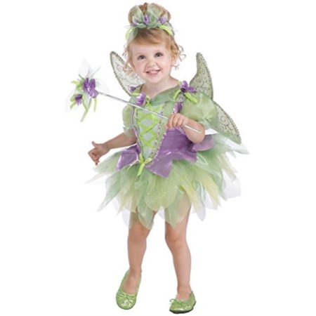Tutu Tinkerbell Toddler Costume - Toddler - Tinkerbell Halloween Costume