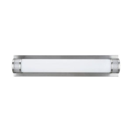 Aspen Creative 62050 Metal LED Bathroom Vanity Wall Light Fixture, 22