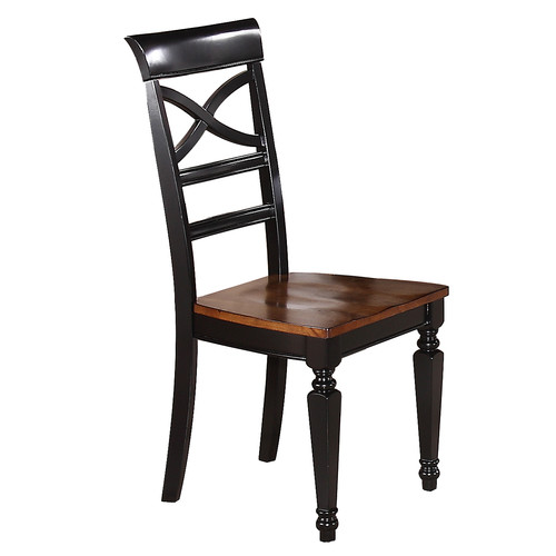 Wildon Home  Solid Wood Dining Chair (Set of 2)