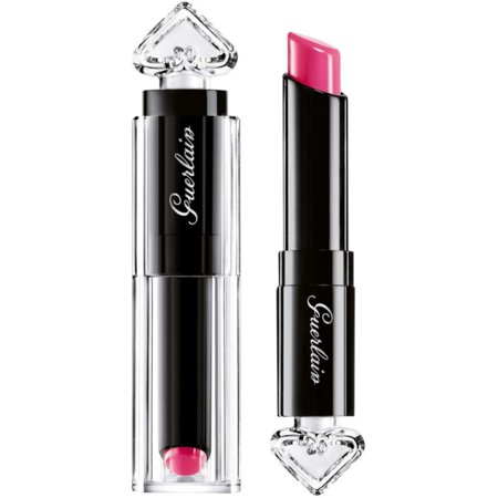 3 Pack - Guerlain  La Petite Robe Noire Deliciously Shiny Lip Colour, 002 Pink Tie 0.09 oz