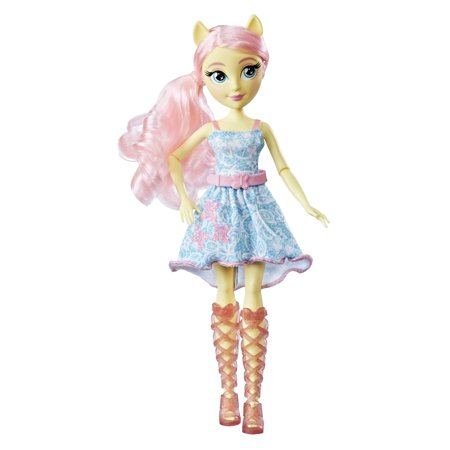 My Little Pony Equestria Girls Fluttershy Classic Style (My Little Pony Princess Mi Amore Cadenza)