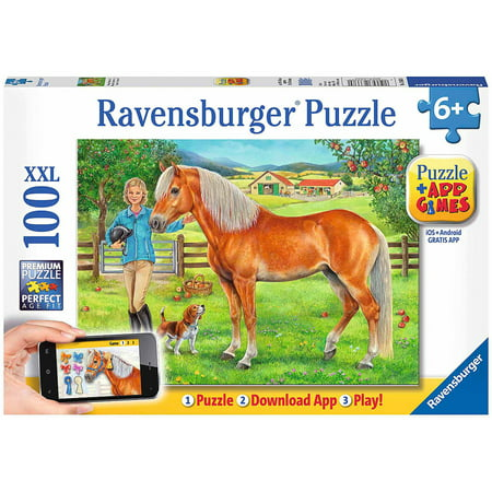 Ravensburger My Favorite Horse