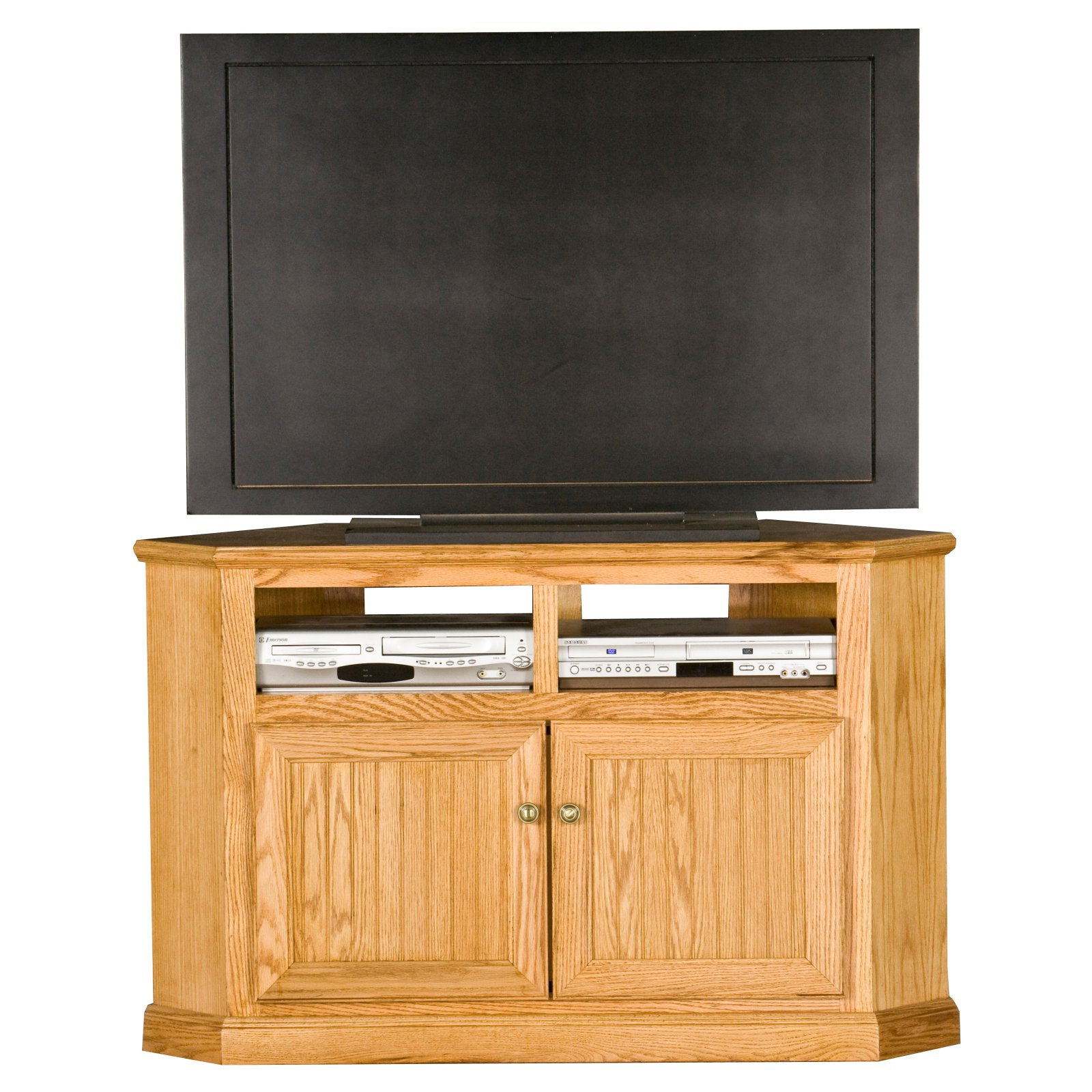 Eagle Furniture Heritage Customizable 50 in. Corner TV Stand