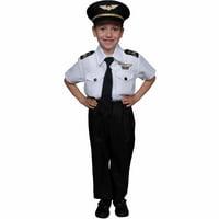 Pilot Boy Child Halloween Costume