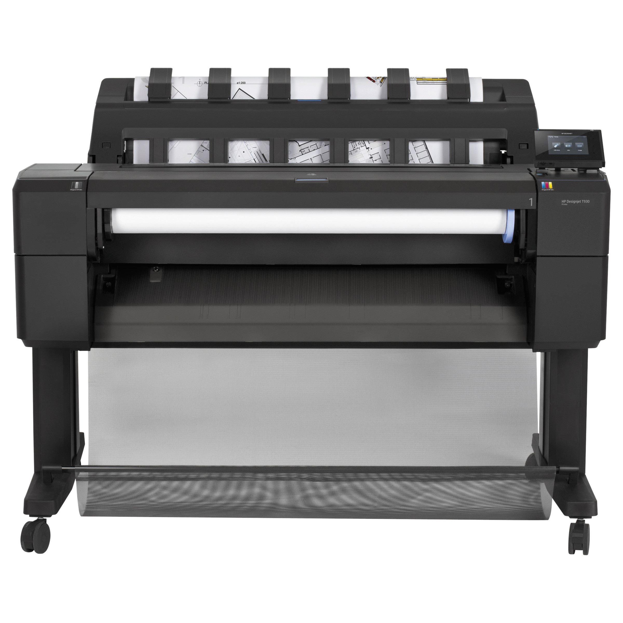 "HP Designjet T930 36"" PostScript Wide-Format Inkjet Printer -HEWL2Y22A"