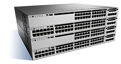 Cisco Catalyst 3850-24XS-S switch 24 ports managed rack-mountable by Cisco
