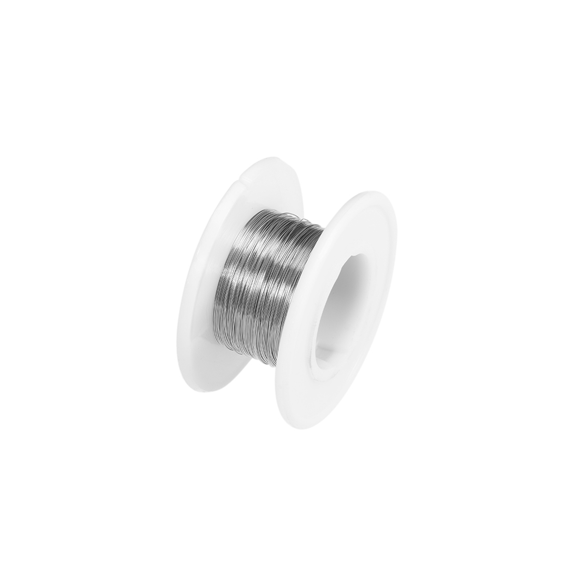 0.2mm 32AWG Heating Resistor Wire Nichrome Resistance Wires for Heating Elements 82ft - image 4 de 4