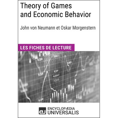 Theory of Games and Economic Behavior de Christian Morgenstern -