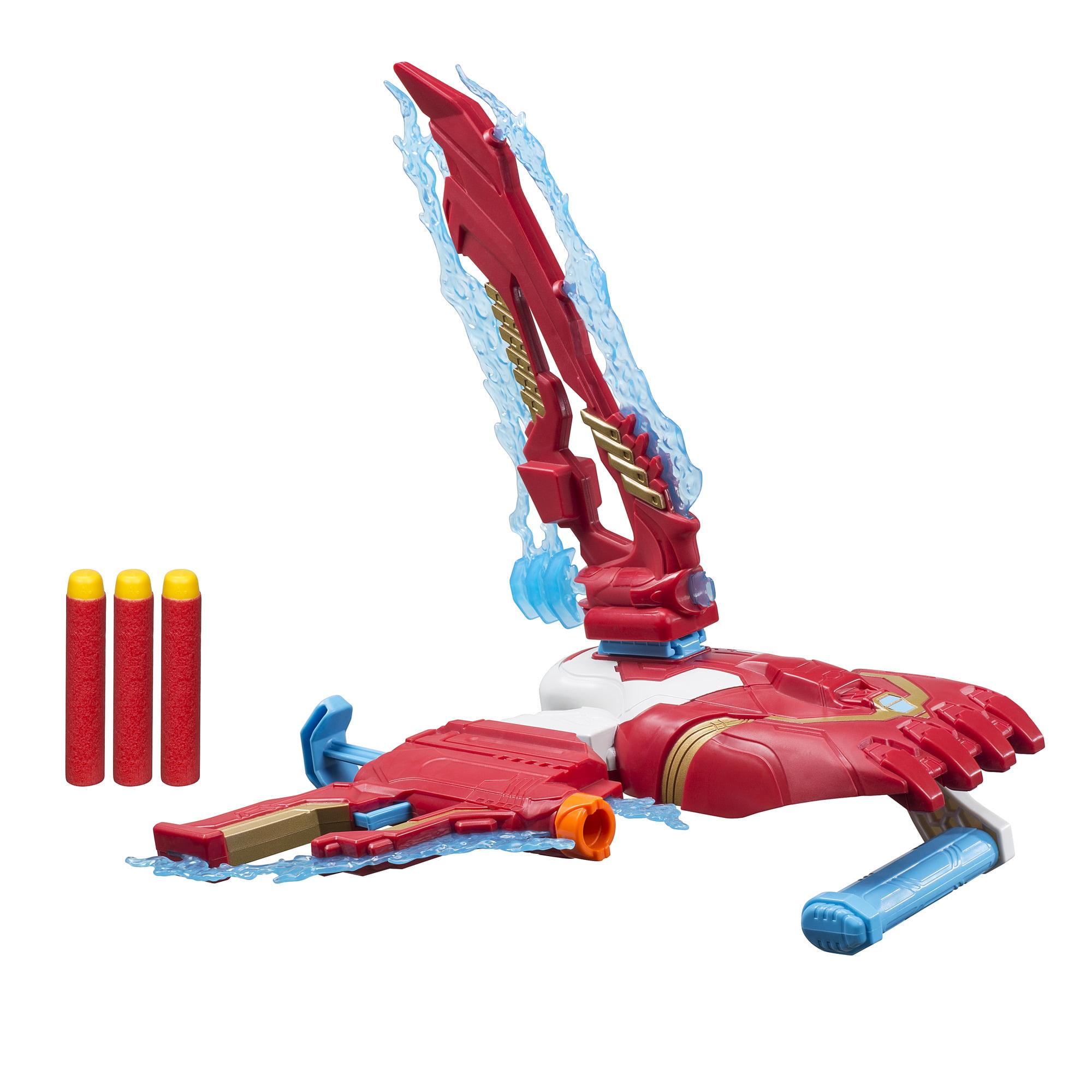 Marvel Avengers Endgame: Nerf Iron Man Assembler Gear