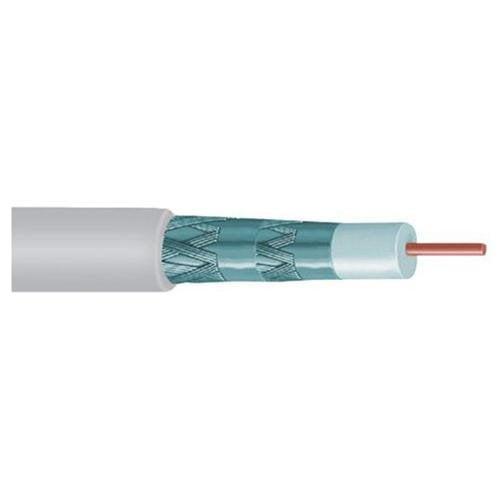 VEXTRA V621qwb Quad Shield Rg-6 Solid Copper Coax Cable (...