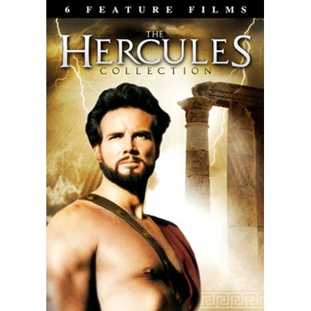 The Hercules Collection (DVD) - Movie Hercules 2017