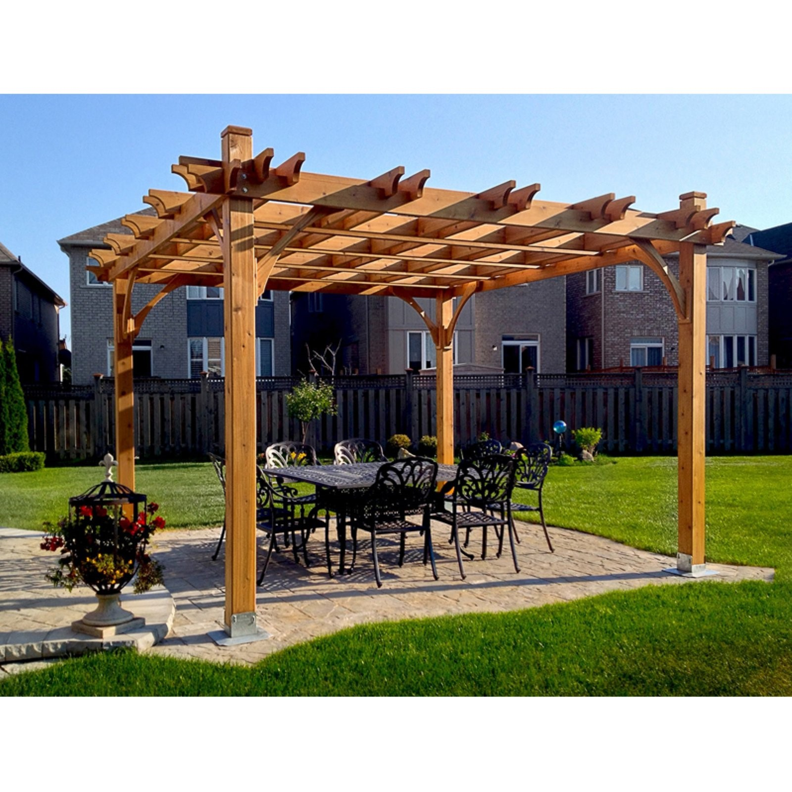 Outdoor Living Today Breeze 12 ft. Pergola by Outdoor Living Today