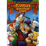 A Flintstones Christmas Carol by WARNER HOME ENTERTAINMENT