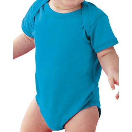 Rabbit Skins Infant Fine Jersey Bodysuit for $<!---->