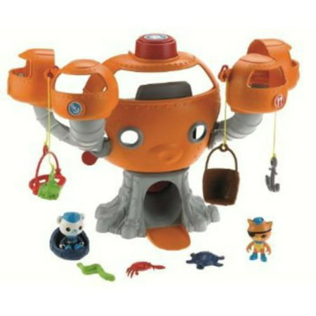 Octonauts Octopod Play Set - Octonauts Characters Tweak
