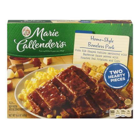Marie Callender Frozen Food Reviews