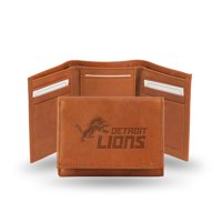 NFL Embroidered Trifold, Detroit Lions