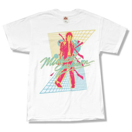 Michael Jackson Beat It Classic 80s T Shirt](Michael Jackson 80s)