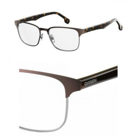 - Carrera CA 138 Eyeglasses 04IN Matte Brown