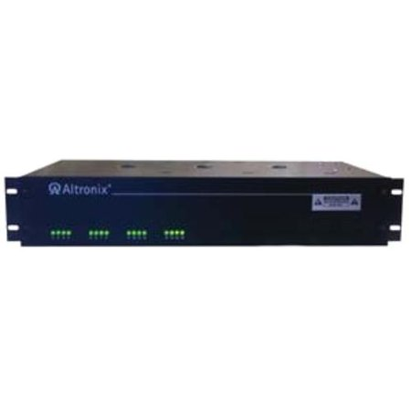 Altronix R615DC616UL 16 Output Rack Mount Cctv Power Supply