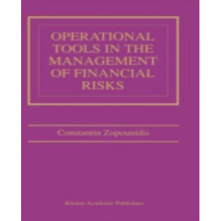Operational Tools in the Management of Financial Risks - image 1 of 1