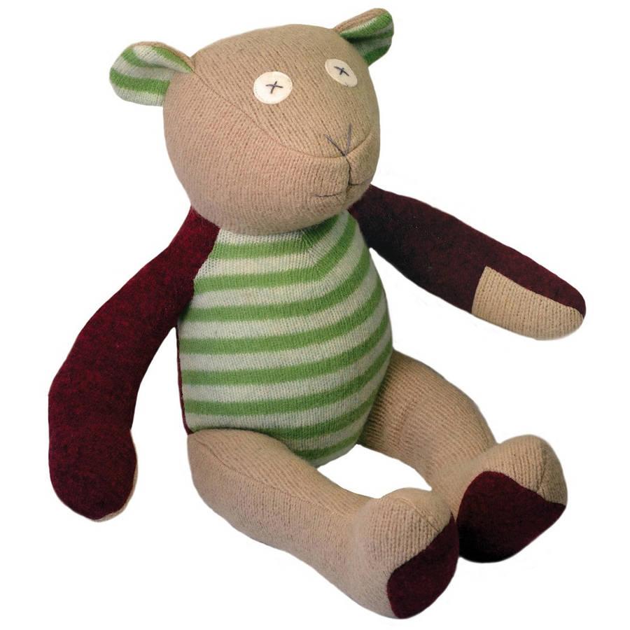 Cate and Levi Bear Stuffed Animal