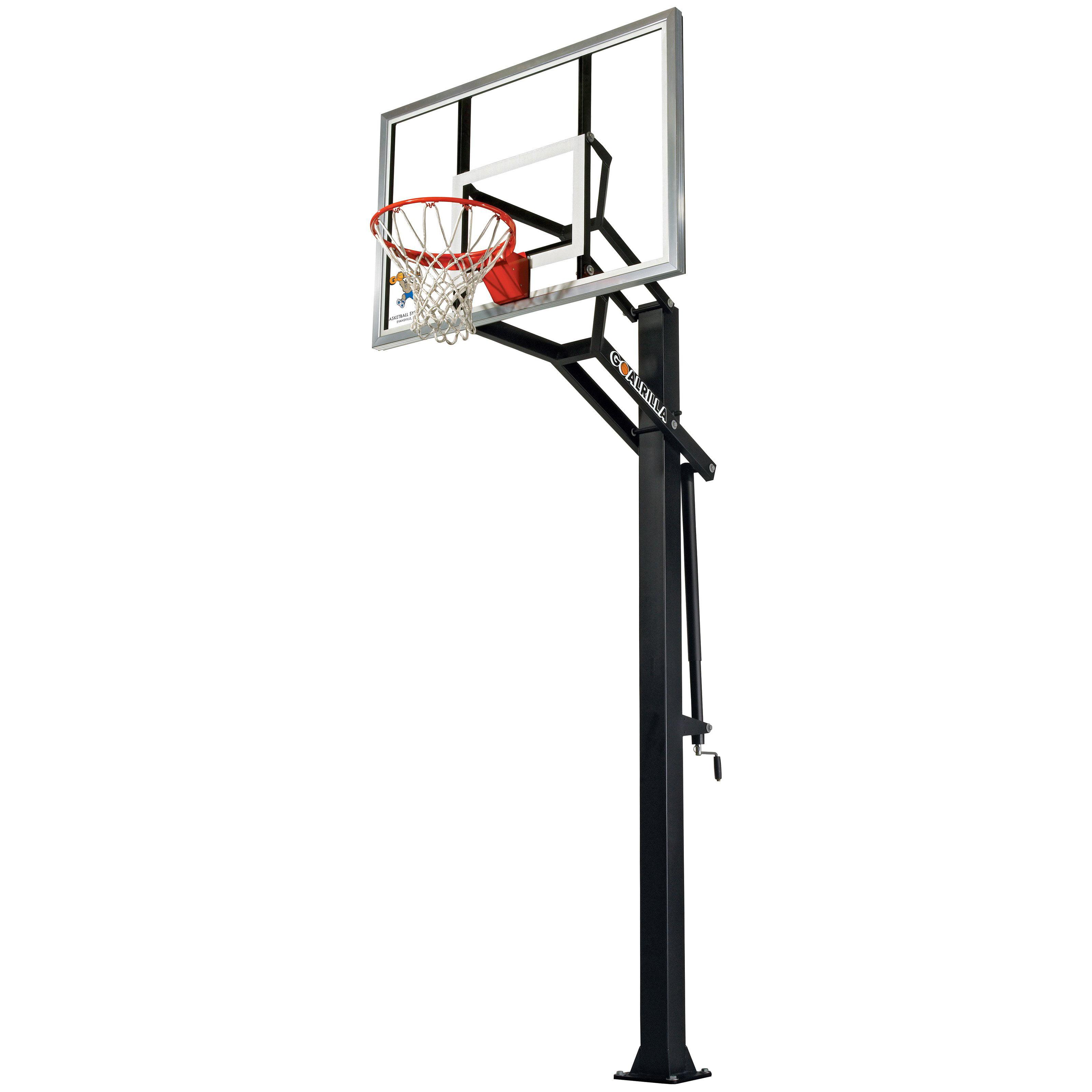 Escalade Sports Goalrilla Gs - iii Anchor Bolt Basketball System