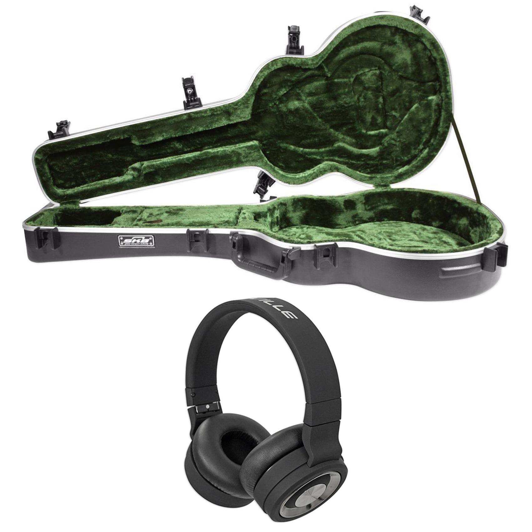 SKB 1SKB-20 Universal Jumbo Acoustic Guitar Hard Case+Fre...