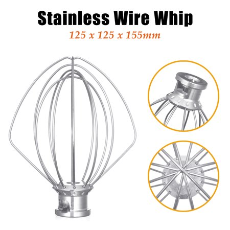 Stainless Steel Electric Wire Whip Beater Mixer For