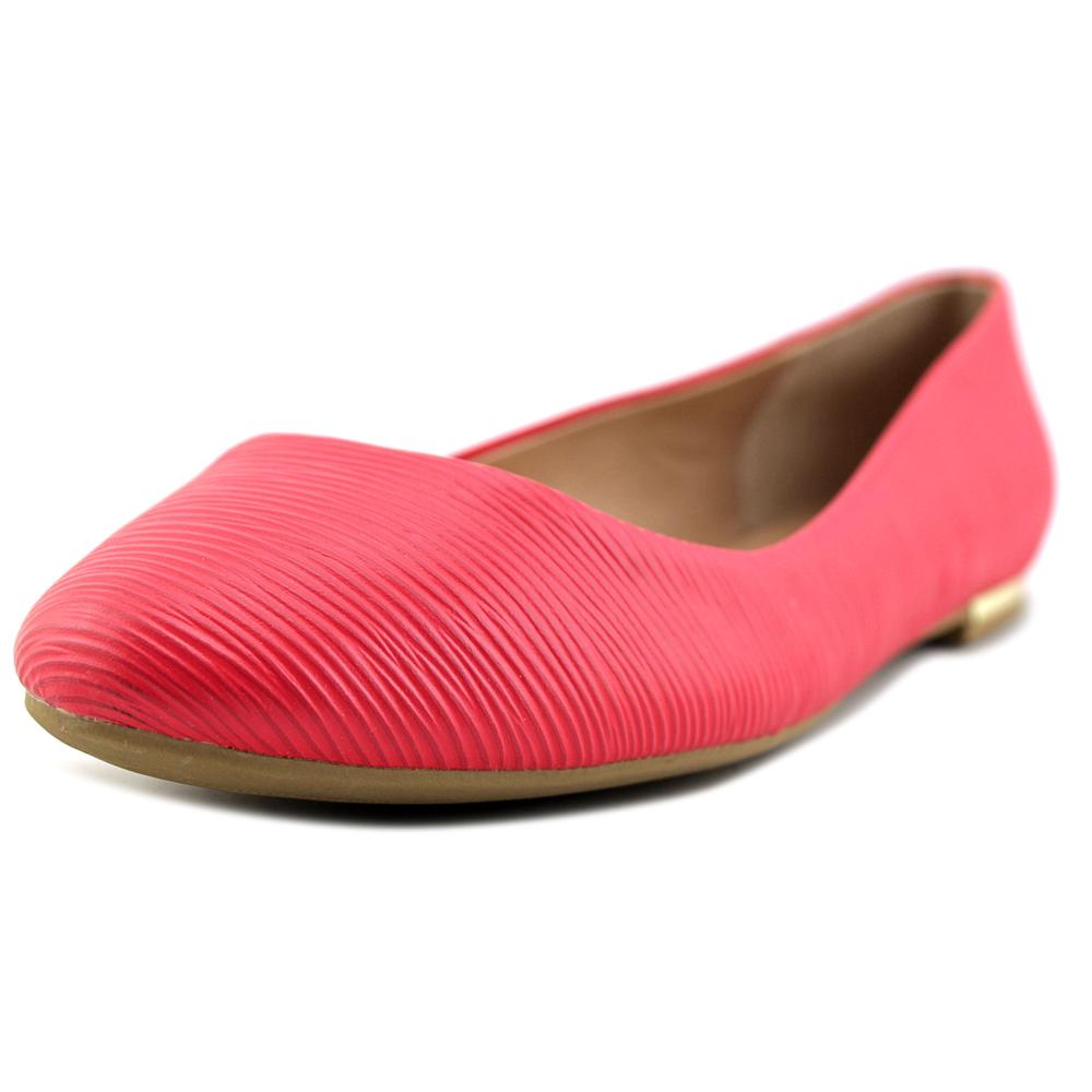 Call It Spring Fibocchi Women  Round Toe Synthetic Pink Ballet Flats