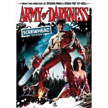 Army of Darkness (DVD) (Light At The End Of The Darkness)