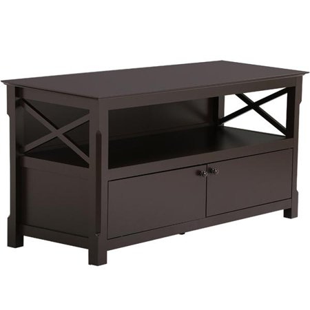 X-Design Wood TV Stand Storage Console for TVs up to 46 Inches Wide