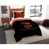 """NCAA Oregon State Beavers """"Modern Take"""" Bedding Comforter Set"""