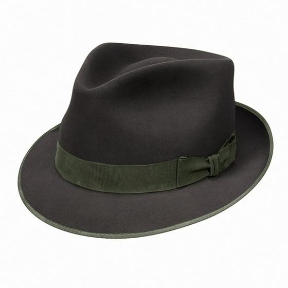 Stetson - Stetson Inwood Fur Felt Fedora - Walmart.com 230813faeb4