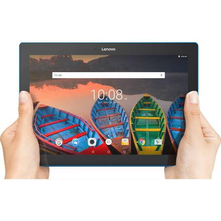 "Refurbished Lenovo TB-X103F Tab 10 10.1"" 16GB Tablet Android 6.0 (Marshmallow) Slate Black"