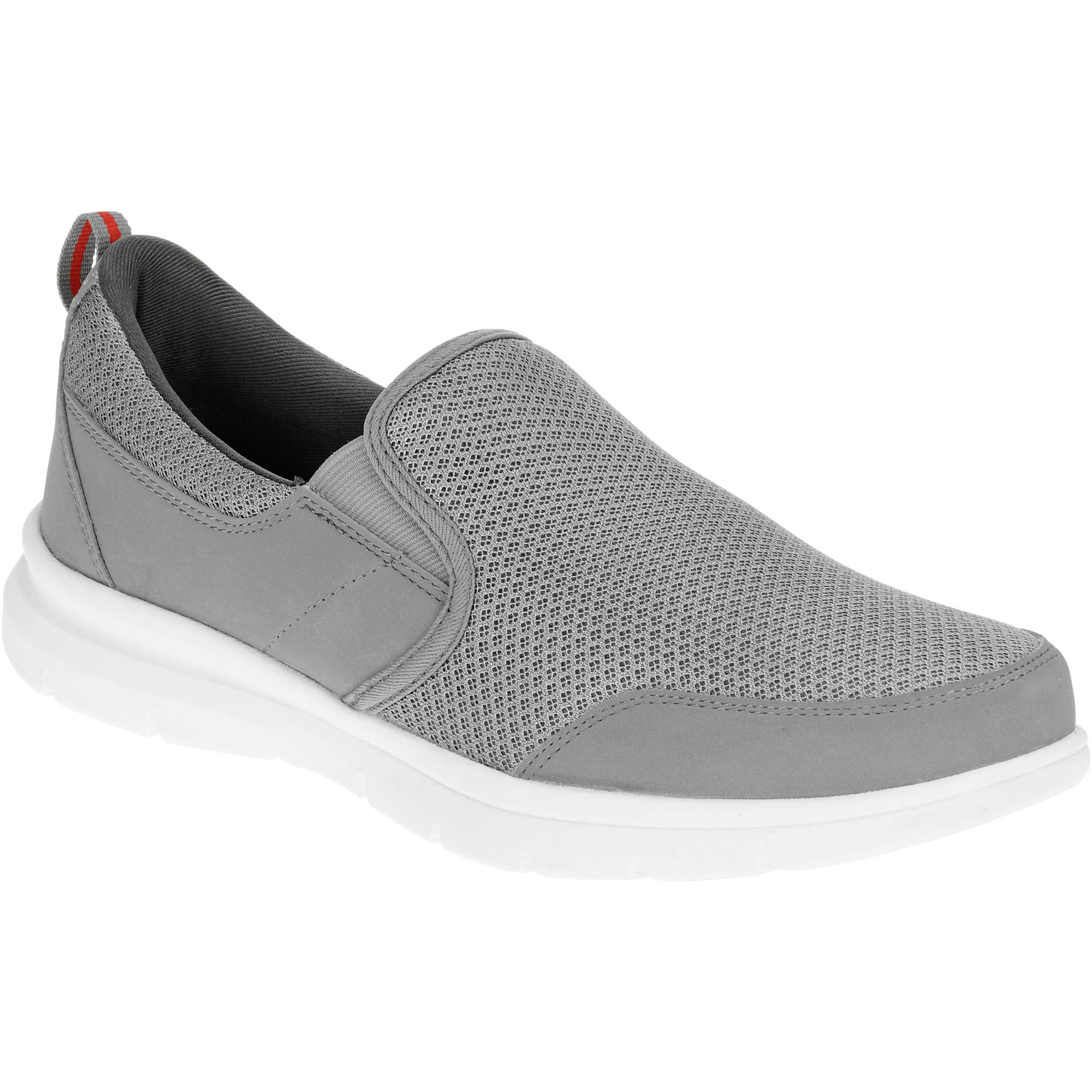 Faded Glory Men s Canvas Slip Shoe Walmart