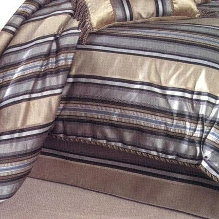 Croscill Huntington Stripe Bed -