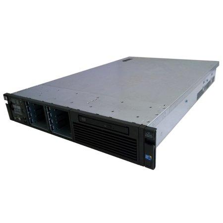 """HP ProLiant DL380 G7 8B Server 2x 2.66GHz Intel Xeon Quad-Core E5640 36GB RAM 4x 146GB 10K 2.5"""" SAS HDD P410i w/ 256MB Refurbished"""