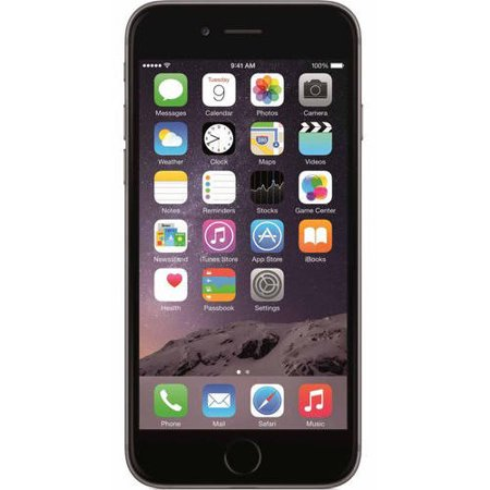 Refurbished Apple iPhone 6 128GB Smartphone (Unlocked)