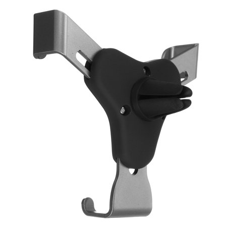 Universal Auto-Clamping Gravity Car Air Vent Holder Phone Mount Cradle for iPhone XS Max/XS/XR/X, 8 Plus/8, 6S 7 Plus/7 for Samsung Galaxy Note 8 S10/S9/S8/S8 Plus S7 Edge - image 1 de 8