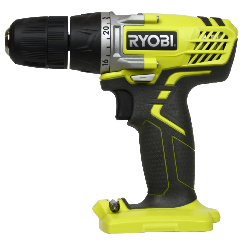 "Ryobi Tools HJP003 12V Lithium-Ion 3 8"" Cordless Drill Driver, Bare Tool by Ryobi"