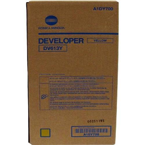 OEM Konica Minolta BIZHUB C8000 Developer - Magenta