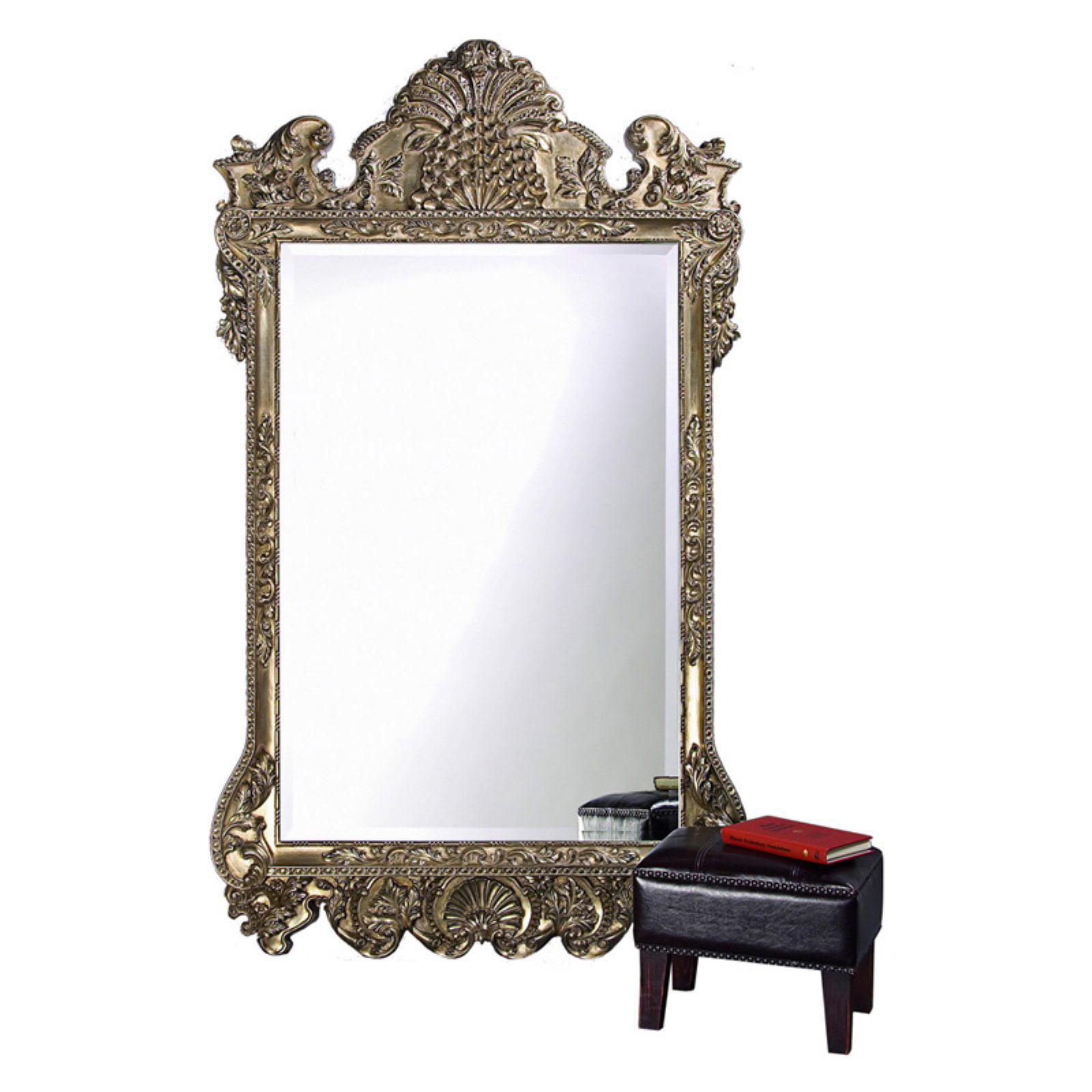 Howard Elliott Marquette Leaning Floor Mirror - 48W x 84H in.